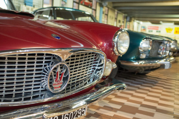 Kummli Unternehmerreise nach Modena